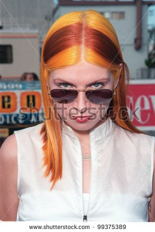 01AUG99: Pop singer VITAMIN C at the 1999 Teen Choice Awards, in Santa Monica.  Paul Smith / Featureflash