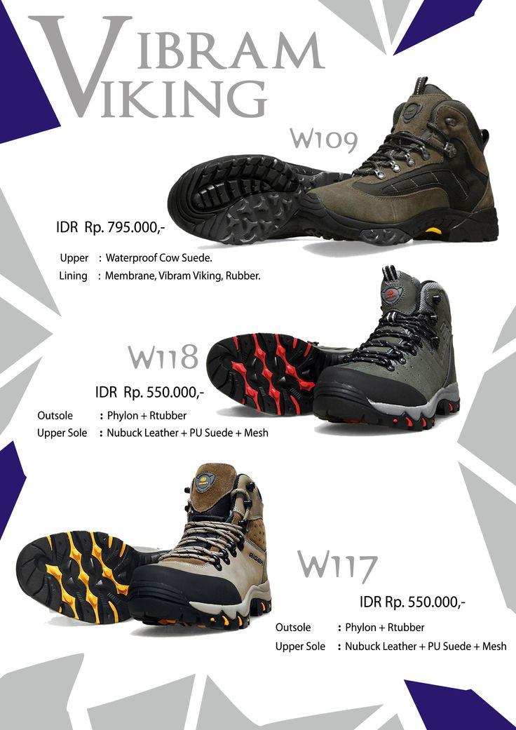 Shoe Treking