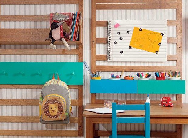Como organizar o ambiente de estudo do seu filho em casa
