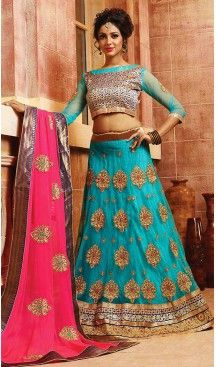 Dark #Turquoise Color #Net A Line Style Lehenga Choli | FH467872796 #heenastyle, #designer, #lehengas, #choli, #collection, #women, #online, #wedding , #Bollywood, #stylish, #indian, #party, #ghagra, #casual, #sangeet, #mehendi, #navratri, #fashion, #boutique, #mode, #henna, #wedding, #fashion-week, #ceremony, #receptions, #ring , #dupatta , #chunni , @heenastyle , #Circular , #engagement