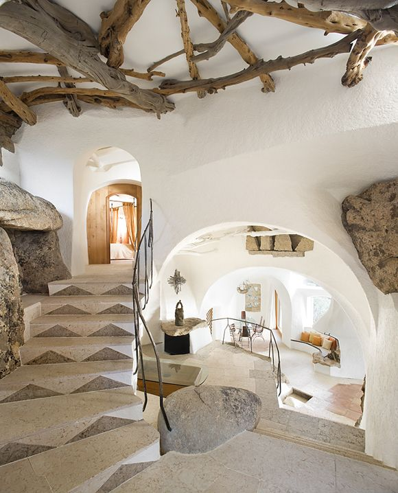 ∆∆∇∇  richard olsen handmade houses : kinda like a hobbit hole