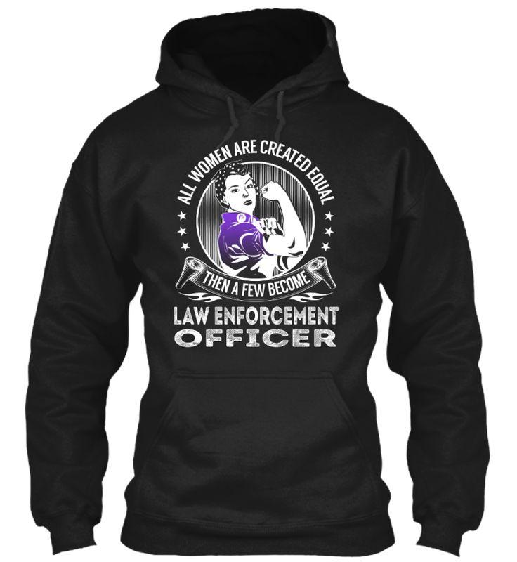 Law Enforcement Officer - Become #LawEnforcementOfficer