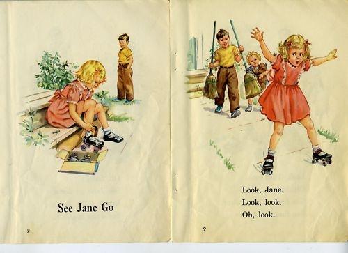 Dick und Jane legen