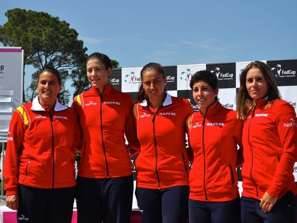 Selección Española Mapfre femenina