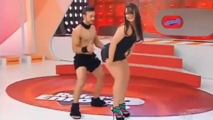 Andressa Soares Cantando e Dançando Muito Top