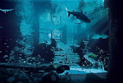 sunken cities discovered around the globe   The Tales And Treasures Of The World's Lost Cities » Sabotage Times