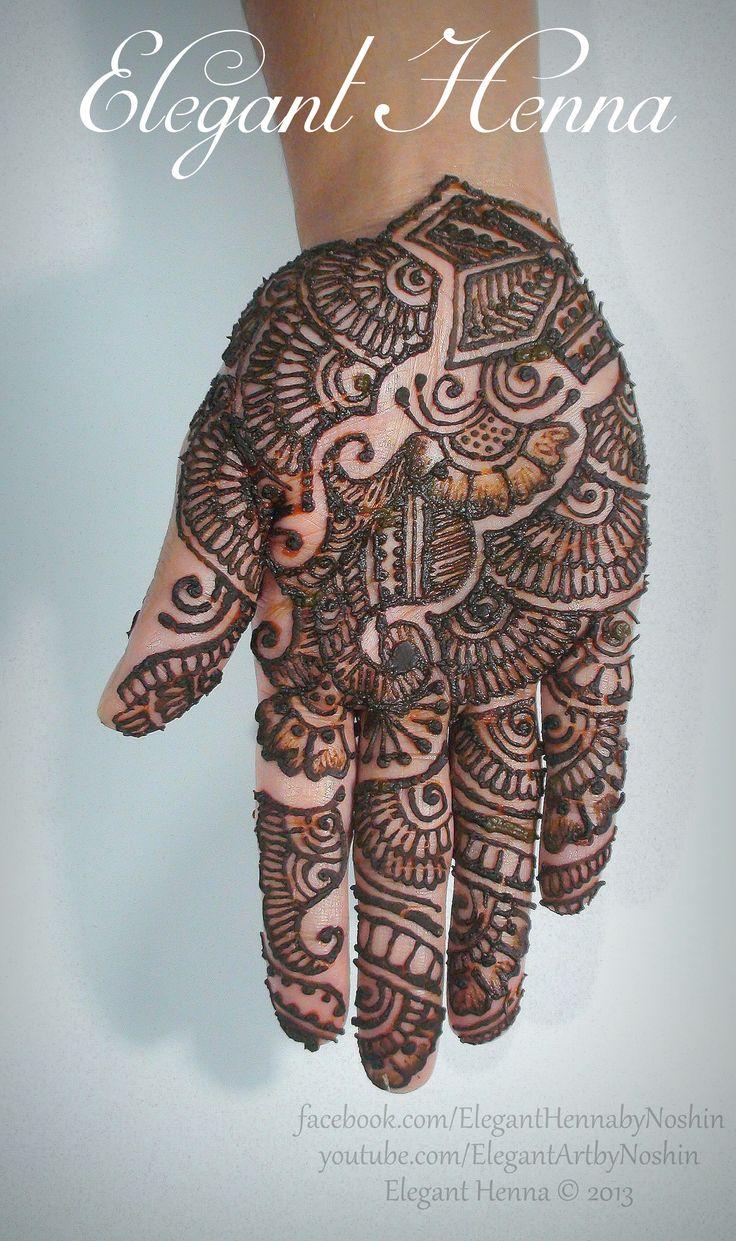 Mehndi Henna On Hair : Best images about elegant henna on pinterest