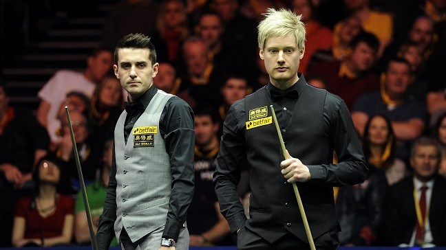 Mark Selby 10-6 Neil Robertson, Finals, Betfair Masters 2013