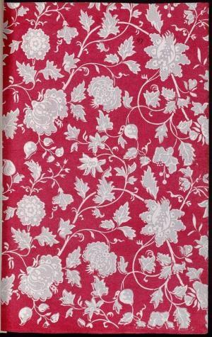 Fleurs, feuilles - référence n° 97 | Centre de documentation des musées - Les Arts Décoratifs