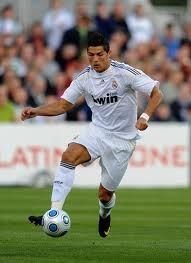 Ronaldo ( Best Player on the world)