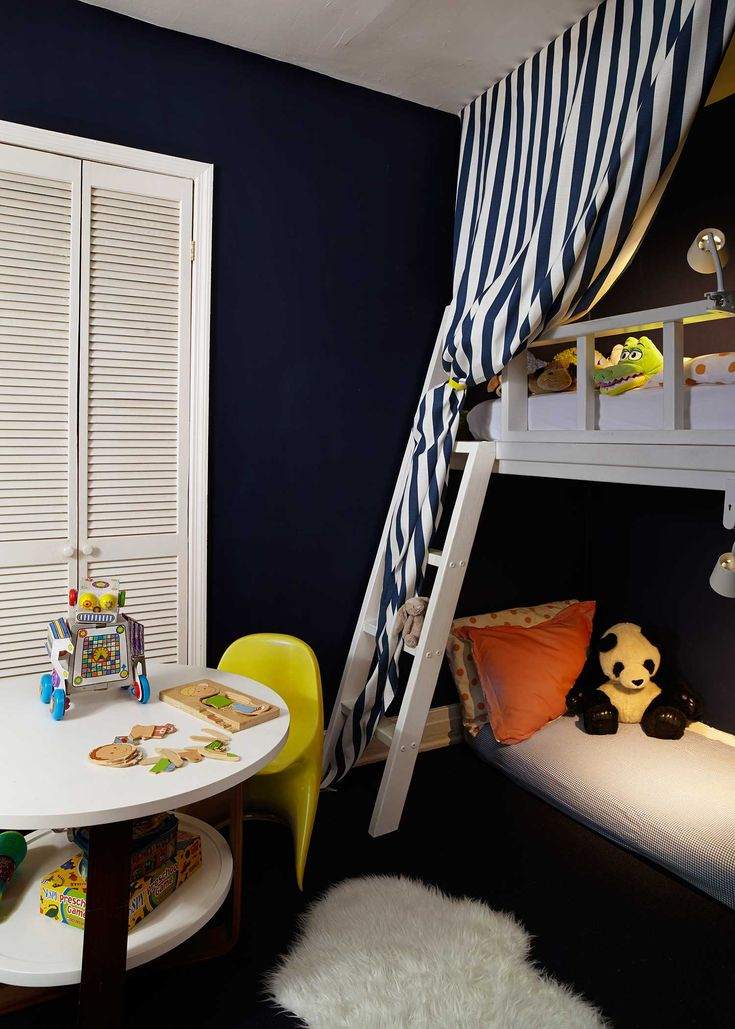 bunk room for kid guests