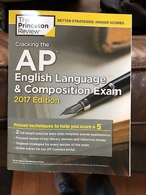 College Test Preparation: Cracking the AP English Language and Composition Exam,