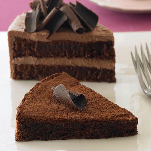 Ghirardelli Baking: Flourless Mocha Torte Recipe  Impressive Results Worth Sharing. Bake with Ghirardelli.