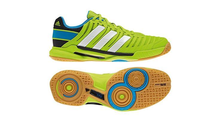 Adidas cipő Adipower Stabil 10.1 férfi zöld F32311-39 1/3