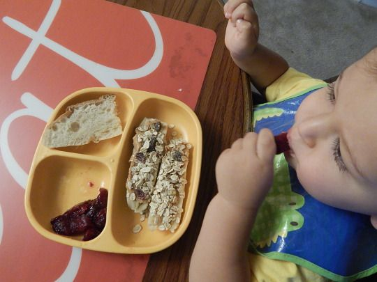 Vegan toddler meals
