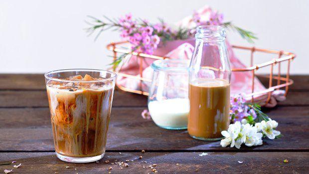Thajská mandlová káva  Foto: