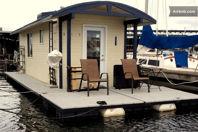 Wonderful deck to chill and relax on with a marine BBQ.