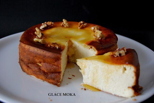 Glace Moka para #RecetarioMañoso TARTA DE REQUESÓN