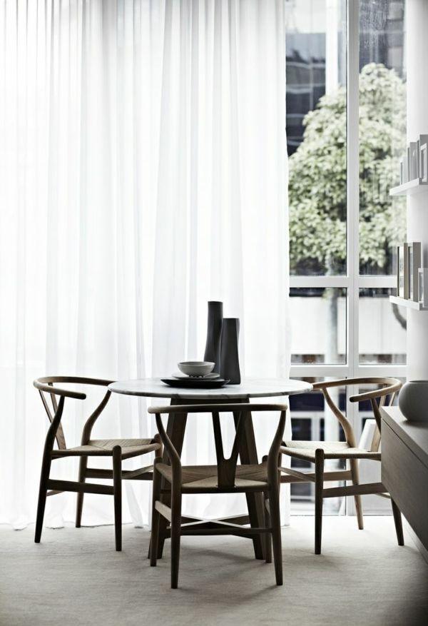 Weiße Vorhänge Pinterestu0027te Eames Rar, Perdeler ve Couchtisch - vorhänge für wohnzimmer