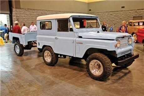 Image result for 1969 nissan patrol