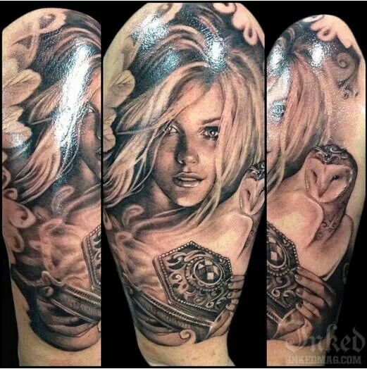 1000 images about bad ass tattoos on pinterest for Tattoo shops in chattanooga