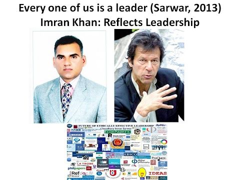 Imran Khan: Reflects Leadership