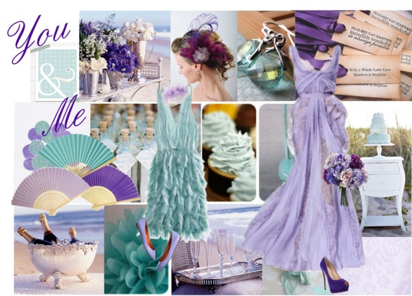 Pictures Of Lavender And Mint Wedding Theme Kidskunst Info