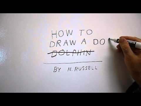 How to draw by Nath Russel
