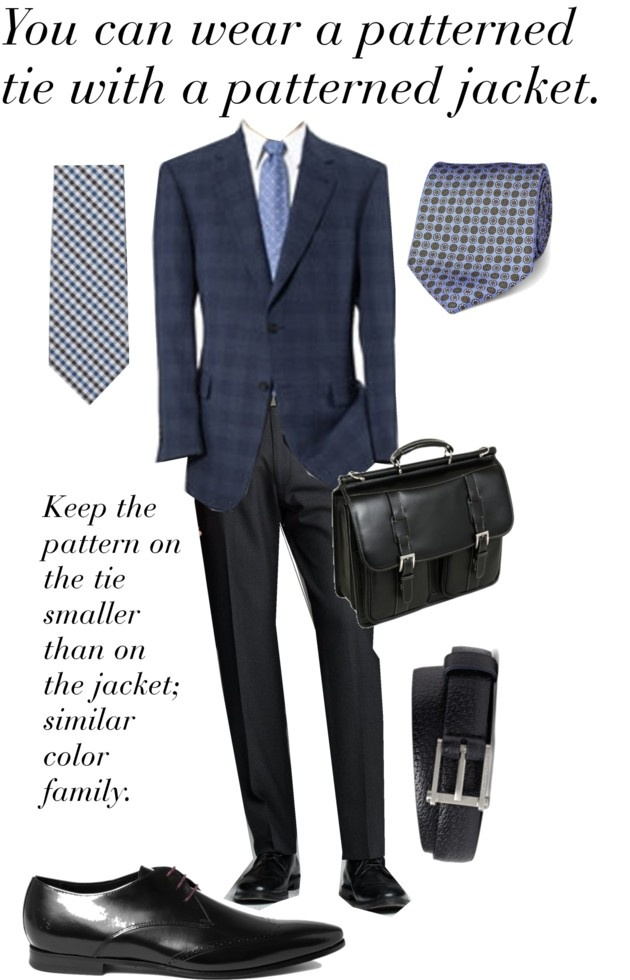 The Working Man: Pattern Mixing