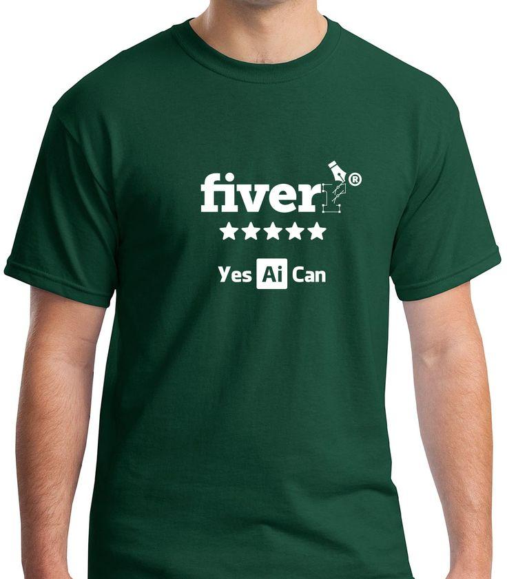 Fiverr T-shirt design