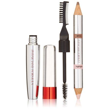Physicians Formula Eye Booster? 4-in-1 Brow Boosting Kit - Universal Brown