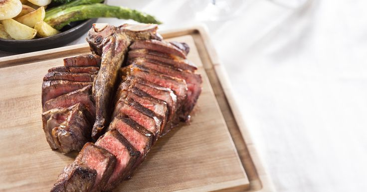 A complete guide to Las Vegas steakhouses. You're welcome...
