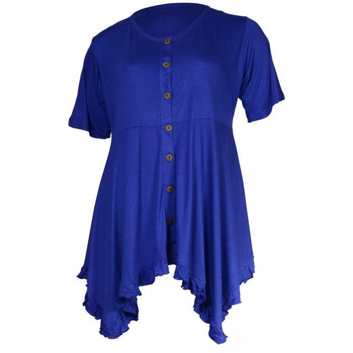 Grote maten damesmode Normal Crazy Jurken , Tunieken Normal Crazy dress mixing div kleuren tot maat 46 | Fashion In Conflict