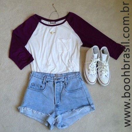Resultado de imagem para roupas para adolescentes tumblr