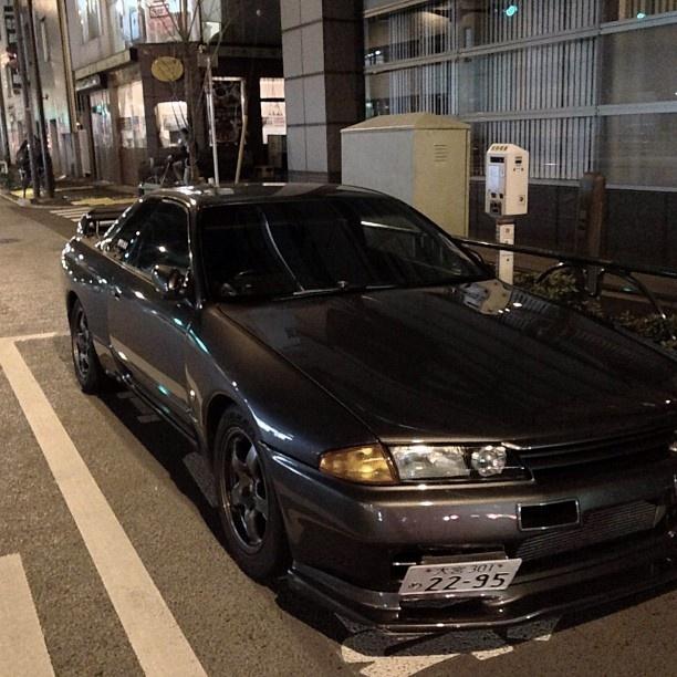 #R32 Love Lovn #GTR #NISSAN #TOKYO   @r_auto_tokyo  #webstagram
