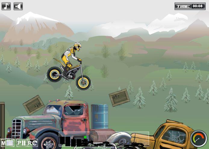 Juego Moto Trial Fest 5 Buen juego de motos trial con varios niveles de dificultad. ► http://www.ispajuegos.com/jugar8452-Moto-Trial-Fest-5.html