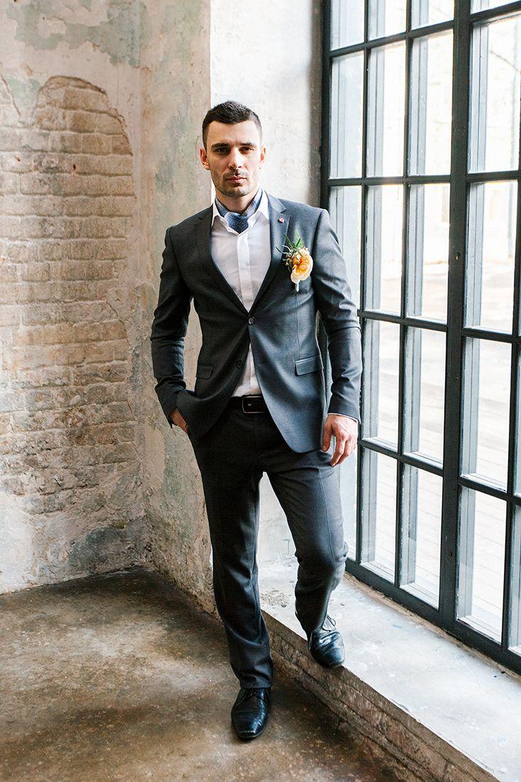Свадебные мужские костюмы в магазине BeMad