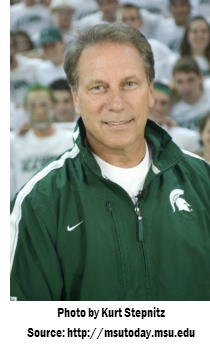 1 Simple Idea From Tom Izzo on How He Has Created Such a Great Winning Culture at Michigan State.
