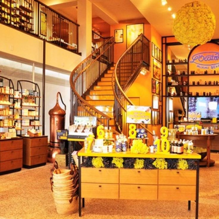 Miami's Best Beauty Stores and Salons L'occitane en