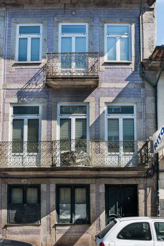 Braga | Rua de Santo André, 71 a 75 [© Libório Manuel Silva] #Azulejo #AzInfinitum #ILoveBraga
