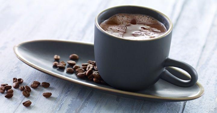 Kan det bli bedre? Varm sjokolade med kaffe fra Melk.no