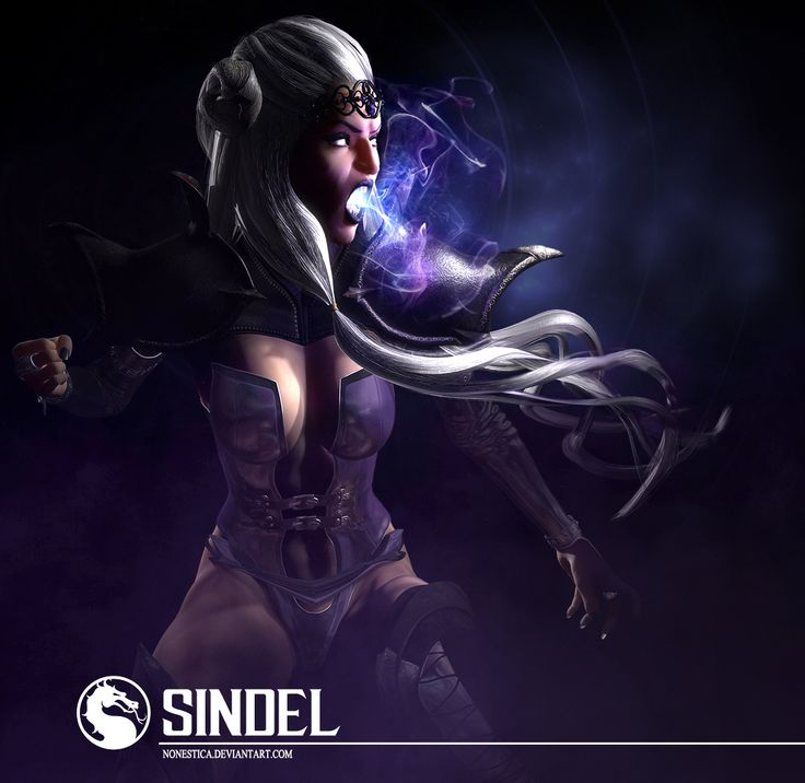 Queen Sindel X by Nonestica.deviantart.com on @DeviantArt