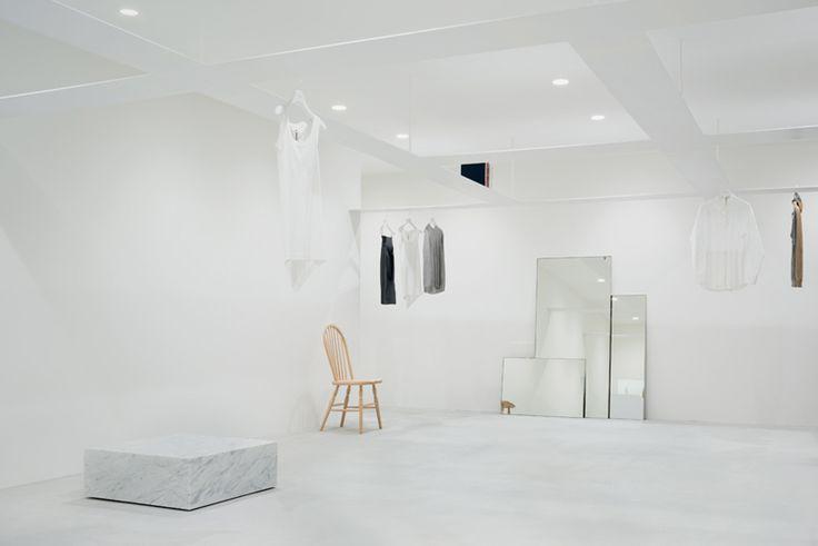 nendo beige concept store tokyo designboom