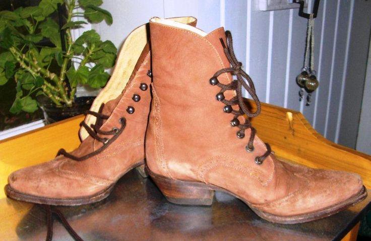 Western støvler.