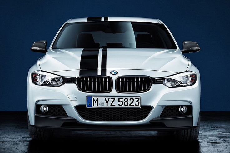 Looks cool, but I'm not entirely sure if a 3 Series should look like this.