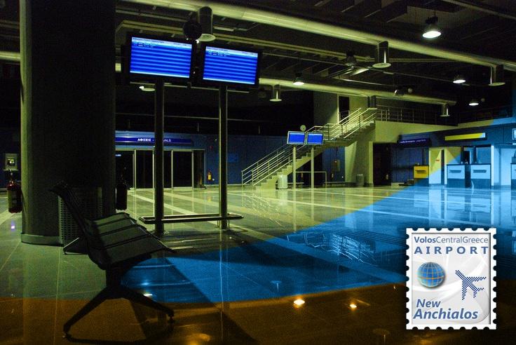 VOL Volos Airport Greece