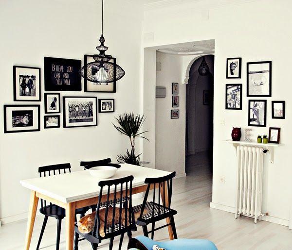 17 mejores ideas sobre paredes de galería de fotos en pinterest ...