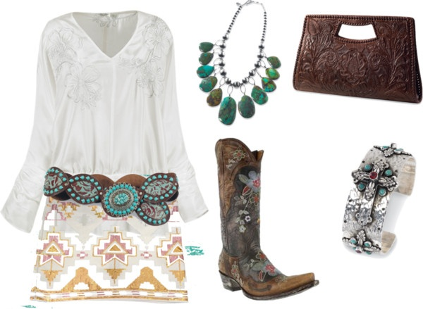 New Year's Eve outfit. If I'm out west for sure!!!!!