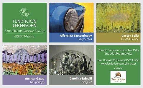 Ciclo de arte en Barracas http://www.encuentos.com/ciclos-de-arte/ciclo-de-arte-en-barracas/