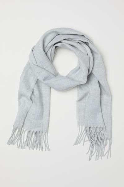 d21d34e72 Woven Scarf in 2019 | Clothes etc | Pinterest | Cinzento, H&M and ...